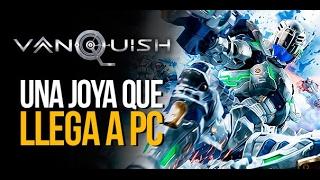 Vanquish: una joya que llega a PC
