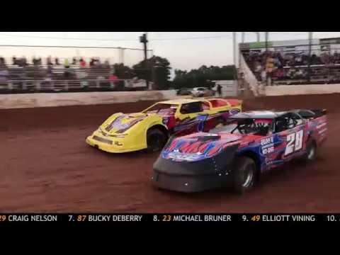 Sumter Speedway Recap 7/21/2018