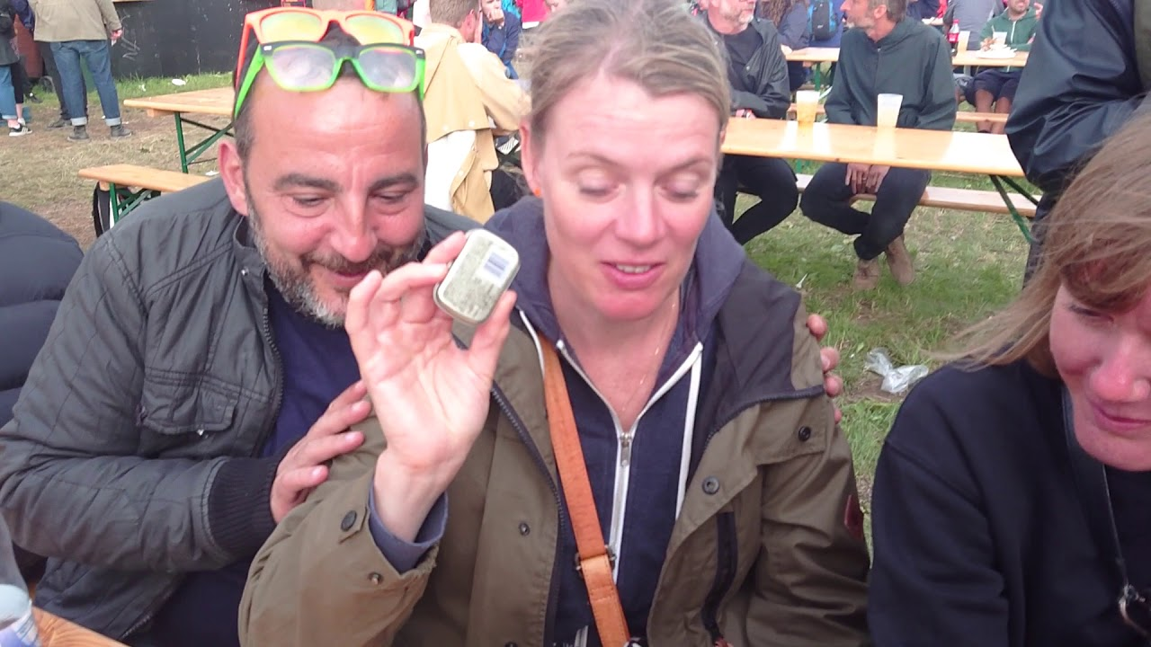 Finder Boksen Marias Kort Pa Roskilde Festival 2019 Youtube