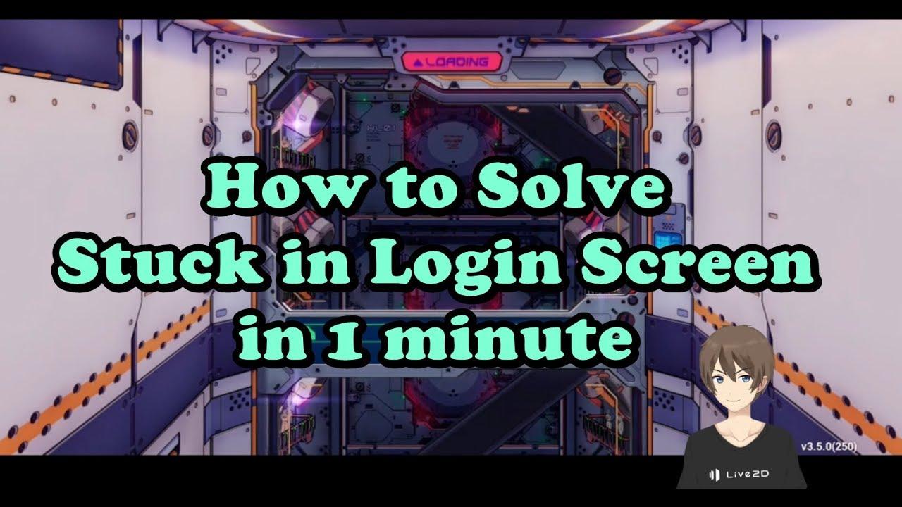 How To Solve Stuck In Elevator Loading Screen Honkai Impact 3 Youtube