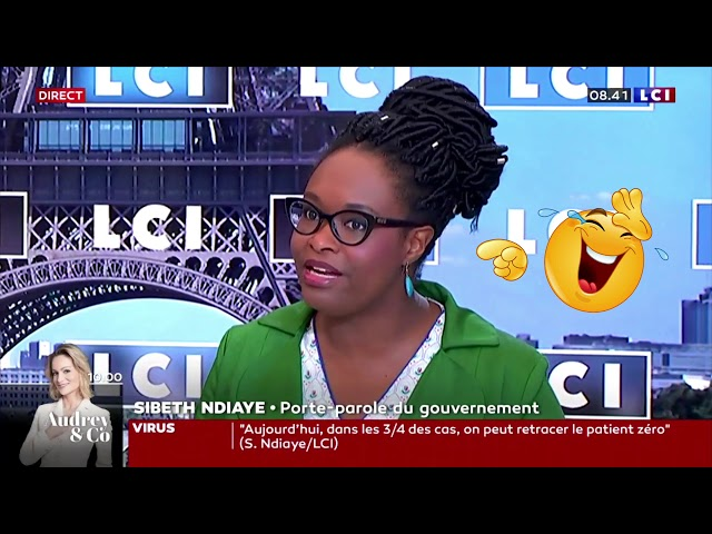 Dédicace à Sibeth Ndiaye pour son fabuleux sens de l'humour ! :)