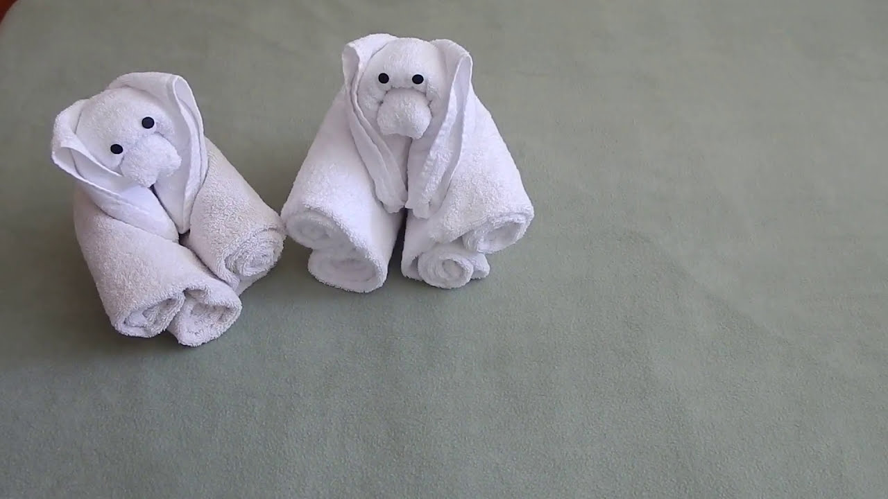 Foding towel for a facial opinion you