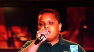 Bobby Hill of Keystone State Boys Choir sings Pie Jesu