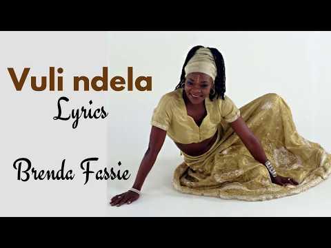 Brenda Fassie- Vuli Ndlela (Lyrics)