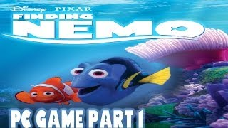 Finding Nemo PC Game Part 1