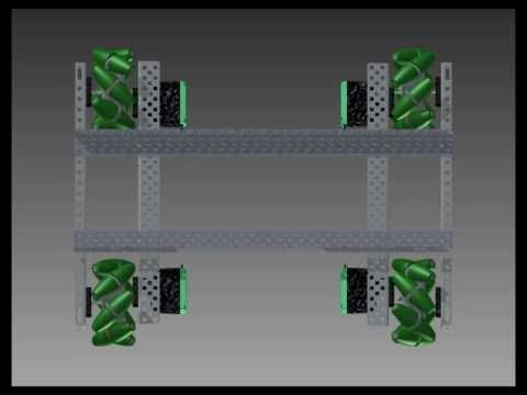 how to make mecanum wheels