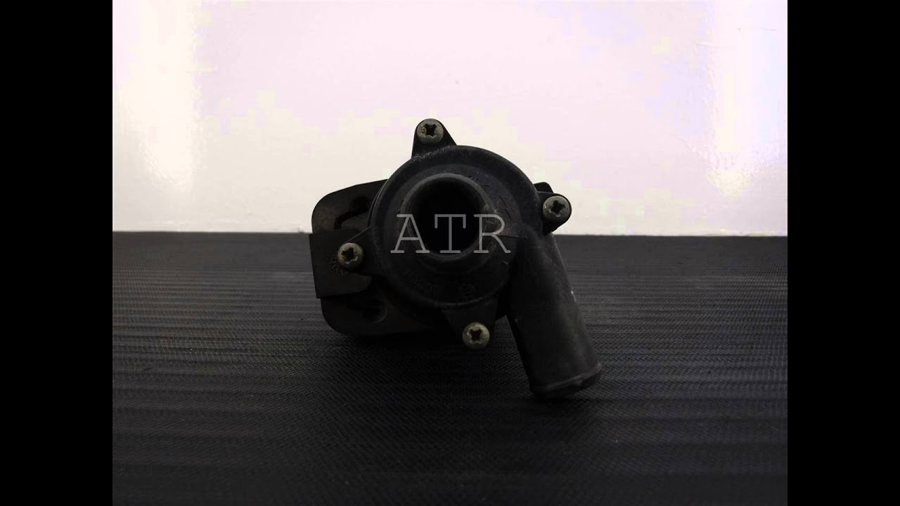 small resolution of 2000 mercedes ml320 auxiliary water pump 0018356064 suvtruckparts com used truck suv par oem