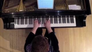 Schubert Drei Klavierstücke, D. 946, III. Allegro