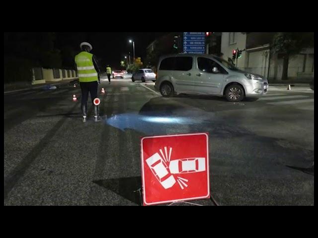 Incidente sulla Marecchiese a Sant'Ermete, ferito scooterista