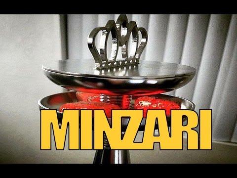 Курение Кальяна с чашкой MINZARI