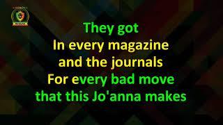 Eddie Grant - Gimmie Hope Joanna (Karaoke Version)