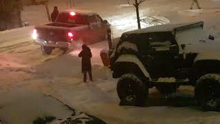 Video Power of Dodge RAM 1500 in Snow Storm download MP3, 3GP, MP4, WEBM, AVI, FLV September 2018