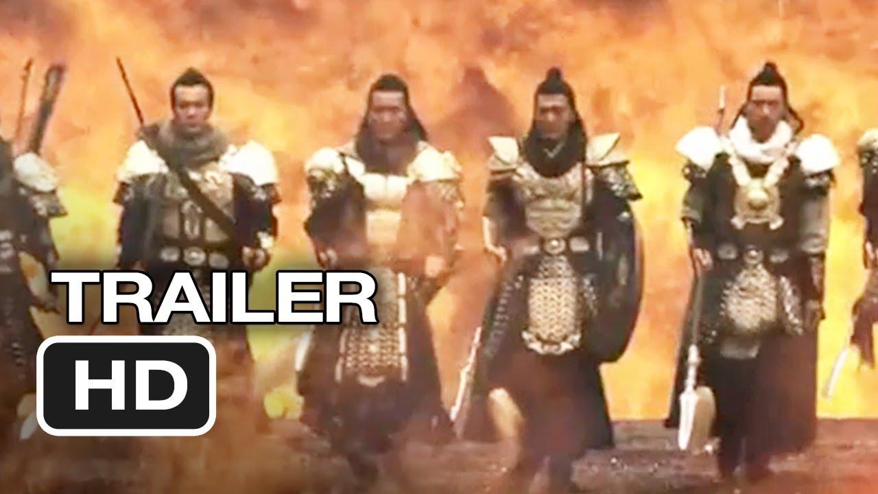 Download Saving General Yang Official Trailer #1 (2013) - War Movie HD