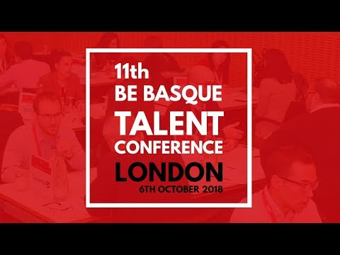 11th Be Basque Talent Conference - London