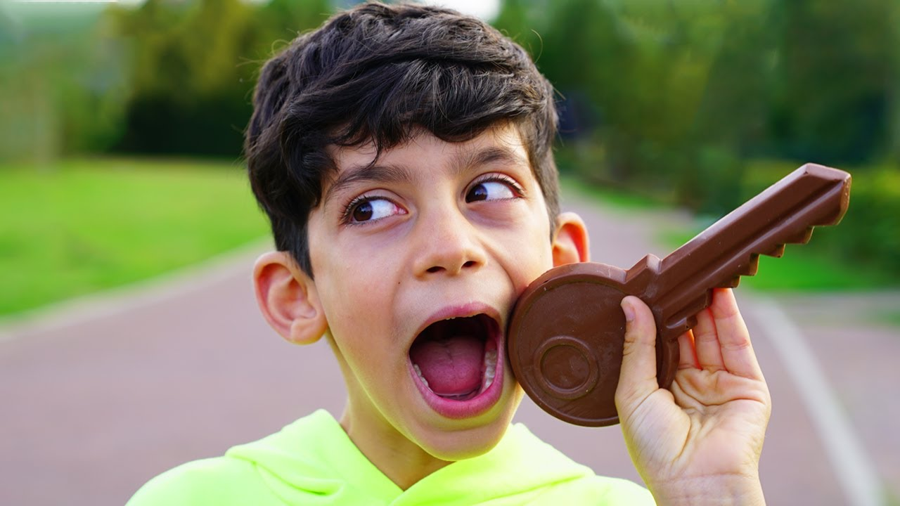 Jason and Chocolate Challenge | Funny stories for kids