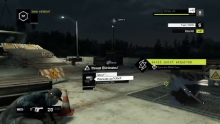 WATCH DOGS being a Chicago police officer