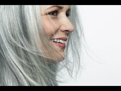 ★ИЗБАВИТЬСЯ ОТ СЕДИНЫ без краски поможет это натуральное средство. Вернет натуральный цвет волос