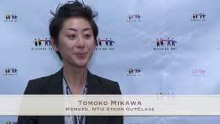 LGBT MBA Profile: Tomoko Mikawa of NYU Stern