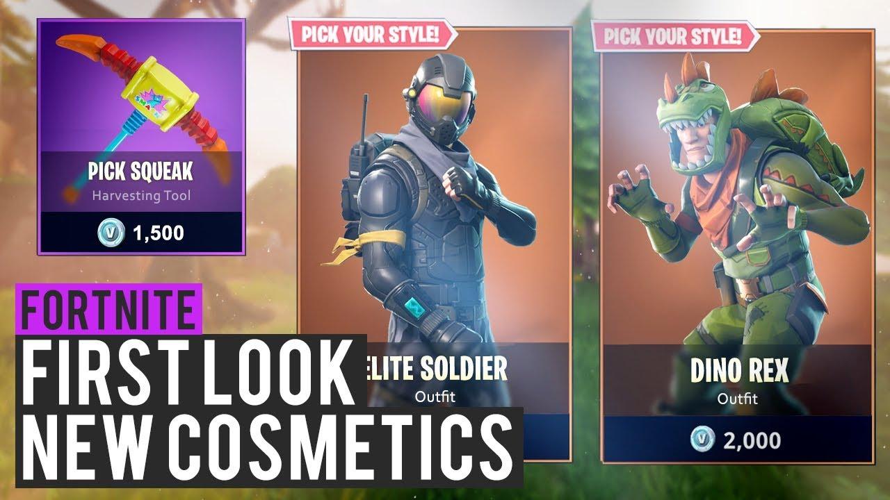 New Hidden Epic Skins Leaked First Look Fortnite Battle Royale