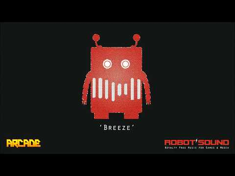 Royalty Free Arcade Game Background Music - Breeze