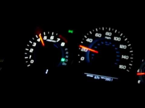 Acura RL 0-60 MPH (and to 80) Run - YouTube