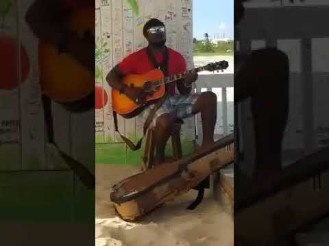 Garvey in Song | SunShine Shack Anguilla