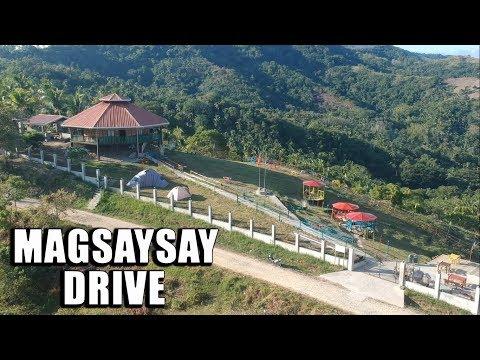 MAGSAYSAY DRIVE | Tubigon Bohol (with drone shots)