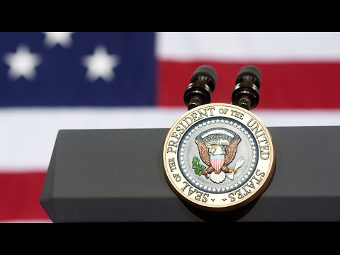 President Trump Participates in a Joint Press Conference with Prime Minister Netanyahu on YouTube