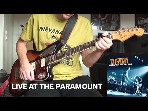 Nirvana - Love Buzz (Guitar Cover)