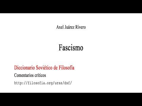 fascismo-en-el-diccionario-soviético-de-filosofía---axel-juárez