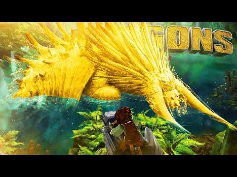 minecraft:-dragÃo-alfa-dourado-!!!---como-treinar-o-seu-dragÃo-#40-‹-bruninho-›
