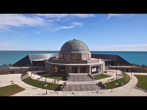 Exploring Space at the Adler Planetarium