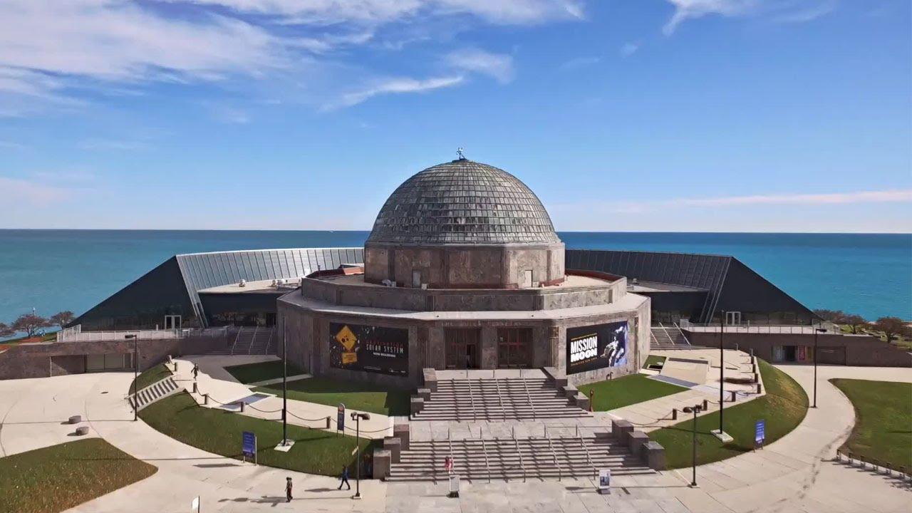 Chicago Adler Planetarium | 8 Tips for Free Days and