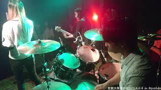 成發影片Drum camera~ 邊緣人口ANNA TSUCHIYA(土屋アンナ) - Rose.