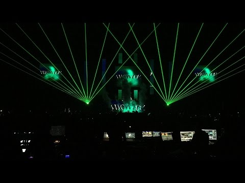 SHOWTEK Intro at Contact Festival Vancouver, Dec 27 2014