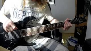 Sylosis - Callous Souls (Guitar Cover)