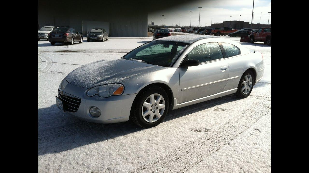 Sold 2004 Chrysler Sebring Coupe Mankato Motors Mike Bidwell