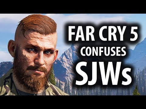 Far Cry 5 Confuses SJWs Because Conservatives Aren't Monsters