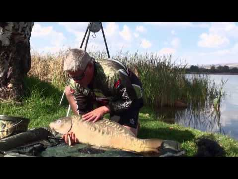 ASFN Specimen Carp Angling At Buffelspoort With Andre Henn & Martin Louw