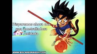 "Dragon Ball GT-Ending 4 full ""Sabitsuita Machine Gun de Ima no Uchinukō""- Wands (Sub español)"
