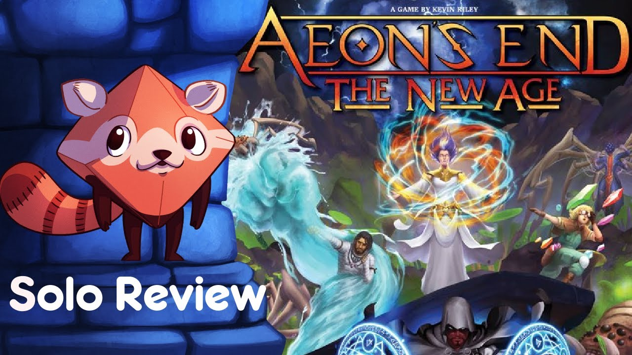 Aeon's End: The New Age Review - with Liz Davidson