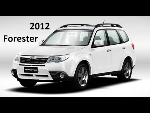2012 Subaru Forester Low Miles Youtube
