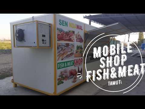 MOBILE SHOP MARKET (Fish & Meat & Chicken)