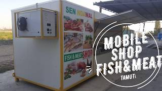 MOBILE SHOP MARKET (Fish & Meat & Chicken)