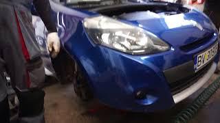 Distribution Timing Belt Water Pump Tensioners Renault Clio 3 Grandtour 1.2l 75hp D4F