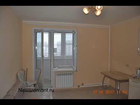 Отделочные работы под ключ в квартире на С. Туликова д.2 | Ремонт квартир в Калуге