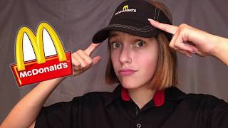 How to get a job at McDonald's and my experience