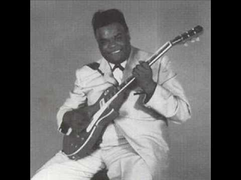 Freddy King- Big legged woman