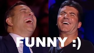 TOP 5 BEST FUNNY COMEDIANS in the    2 Min Impressionist WORLD RECORD!