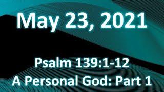 psalm 139: 1-12